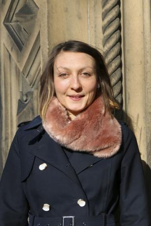 Anna Stegman, IDCORE Research Engineer