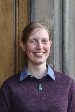 Kristin Luttik, IDCORE Research Engineer