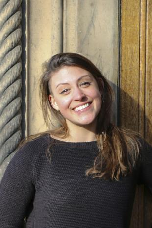 Rachel Vezza, IDCORE Research Engineer