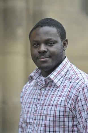 Ampea Karikari-Boateng, IDCORE Research Engineer