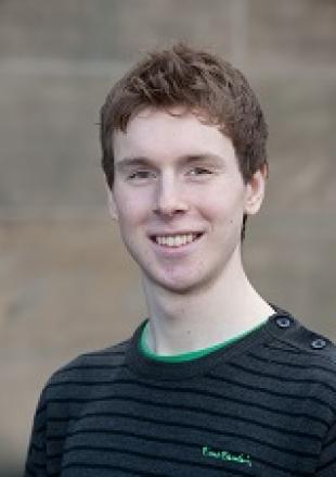 Magnus Harrold, IDCORE Research Engineer