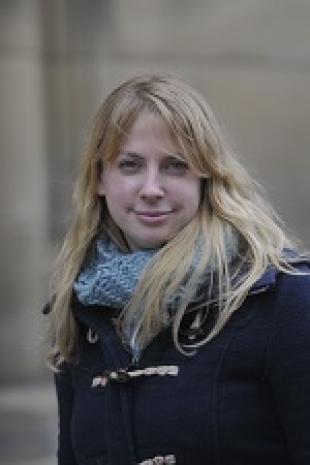 Rebecca Martin, IDCORE Research Engineer